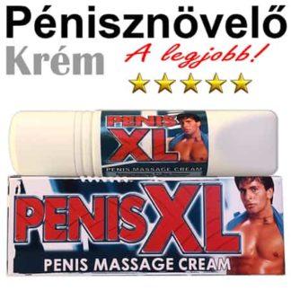 pénisznövelő krém
