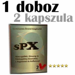 spx 2 kapszula