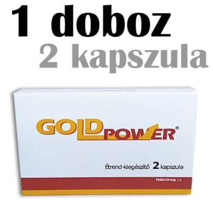 gold power potencianövelő