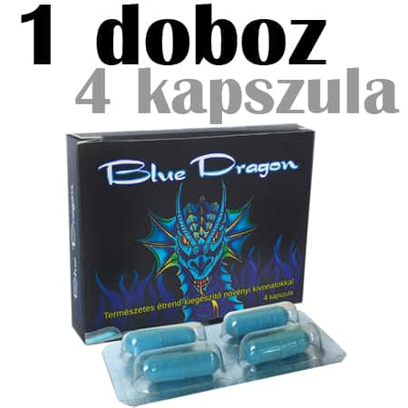 blue dragon potencianövelő 1 doboz
