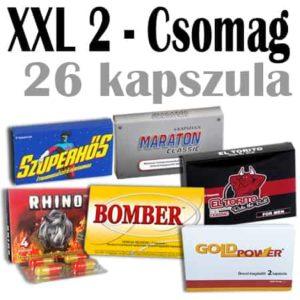 xxl 2 potencianövelő csomag