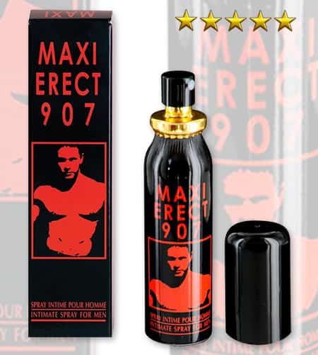 maxi erect potencianövelő spray
