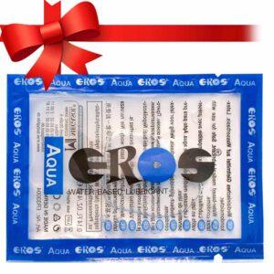 EROS Aqua – síkosító 4ml (Ajándék)