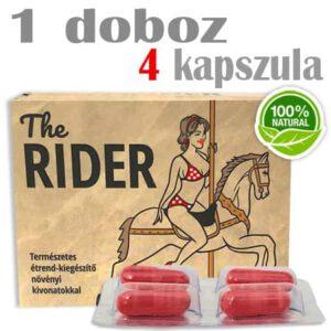 rider potencianövelő új
