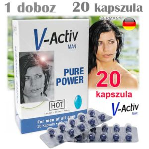 V-Activ Man Potencianövelő