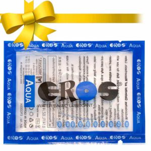 EROS AQUA síkosító – EROS – 4ml (Ajándék)