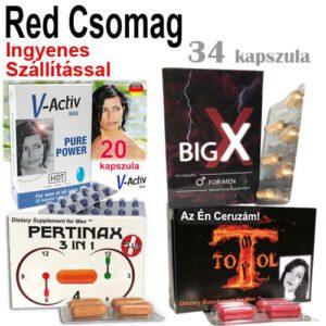 Red Próba Csomag – Ingyenes szállítással!