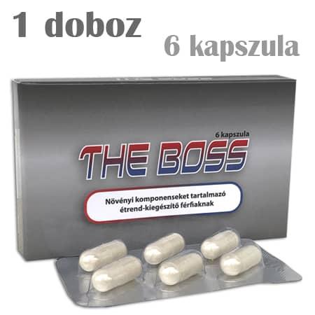 the boss (maraton) potencianövelő