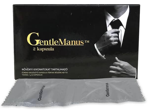 Gentlemanus potencianövelő